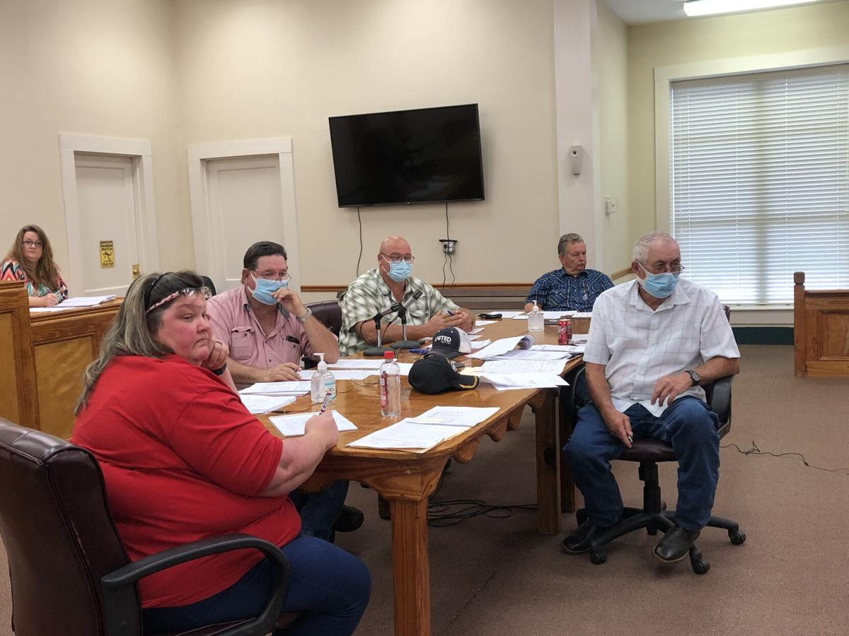 Sabine County Commissioners Court