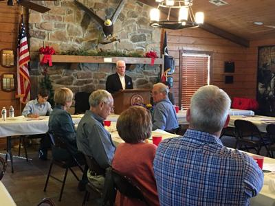 San Augustine Chamber meets Tuesday, April 18
