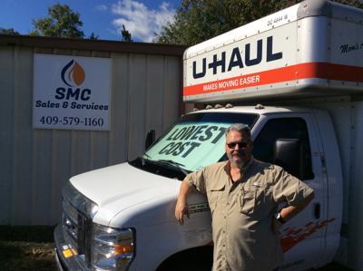 U-Haul Truck Rentals Pull into SMC Sales & Services