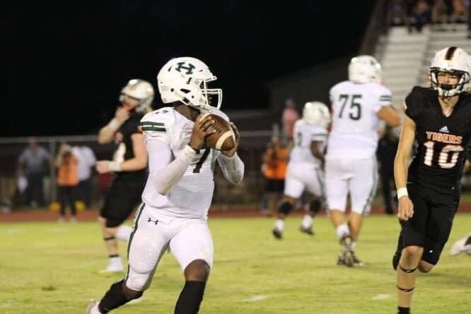 Omarion (Juicy) Smith, Built Ford Tough Texas High School Football Player of the Week