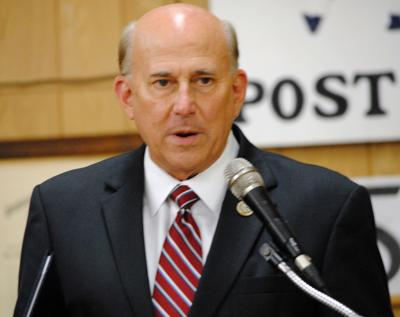 1st Judicial District Congressman Louie Gohmert