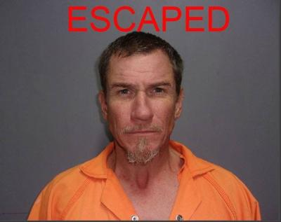 Vernon Parish inmate escaped custody while on work detail Tuesday