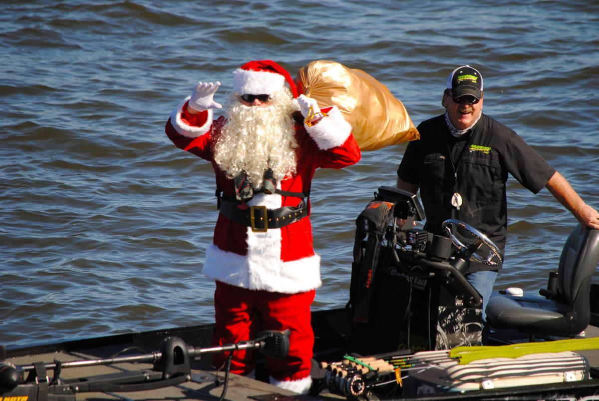Toledo Bend Christmas with Mudfish Adventures