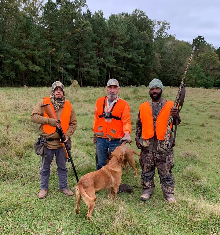 Outdoor Freedom Hosts Hunting with Soldiers