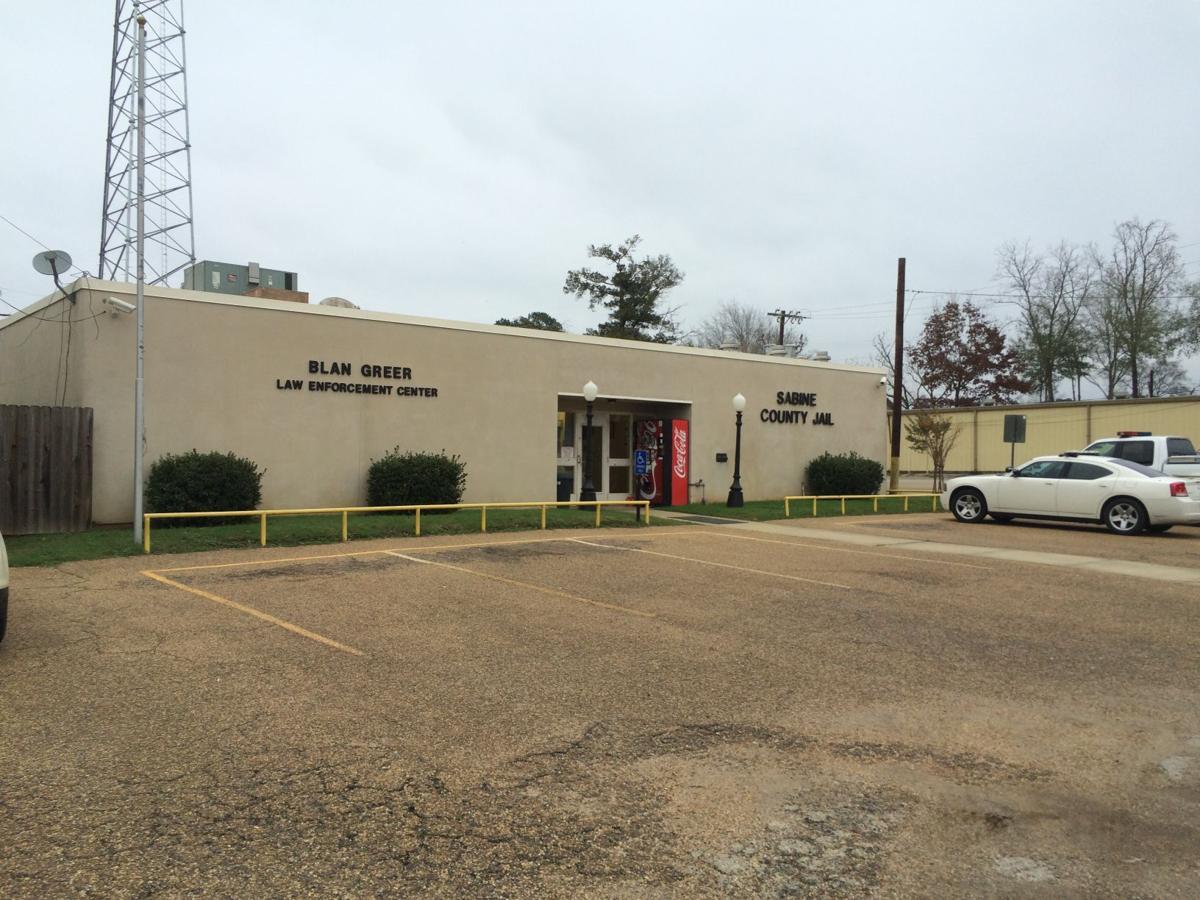 Sabine County Sheriff's Office arrest report ending Jan. 21, 2019