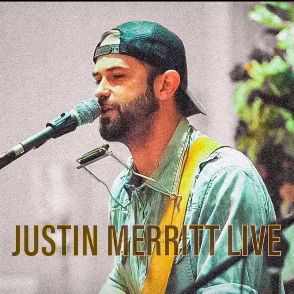 JUSTIN MERRITT LIVE SATURDAY NIGHT AT SLICE