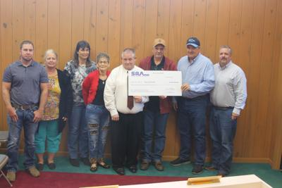 City of Pineland  receives Community Assistance Grant