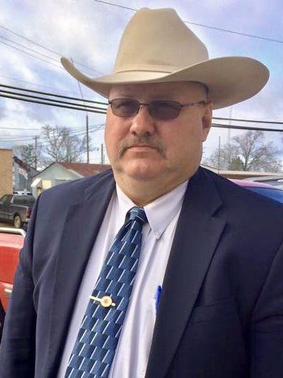 Sabine County Sheriff Deputy David Boyd