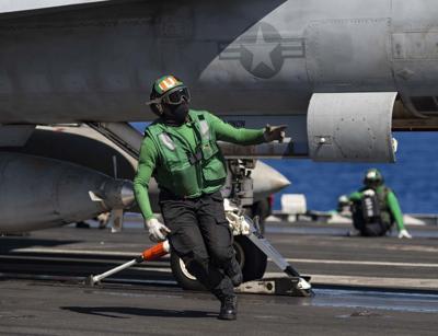 Jasper Sailor Serves Aboard USS Ronald Reagan