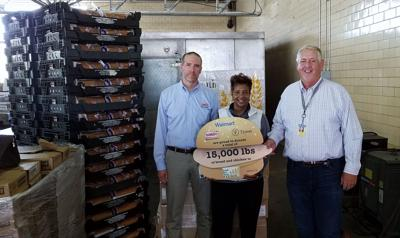 Southeast Texas Food Bank receives donation to help communities, including Sabine, Jasper, and Newton
