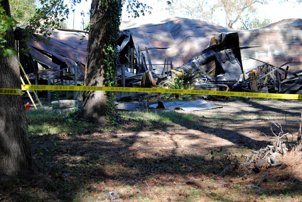 The cause of an overnight house fire in Sabine County remains under investigation