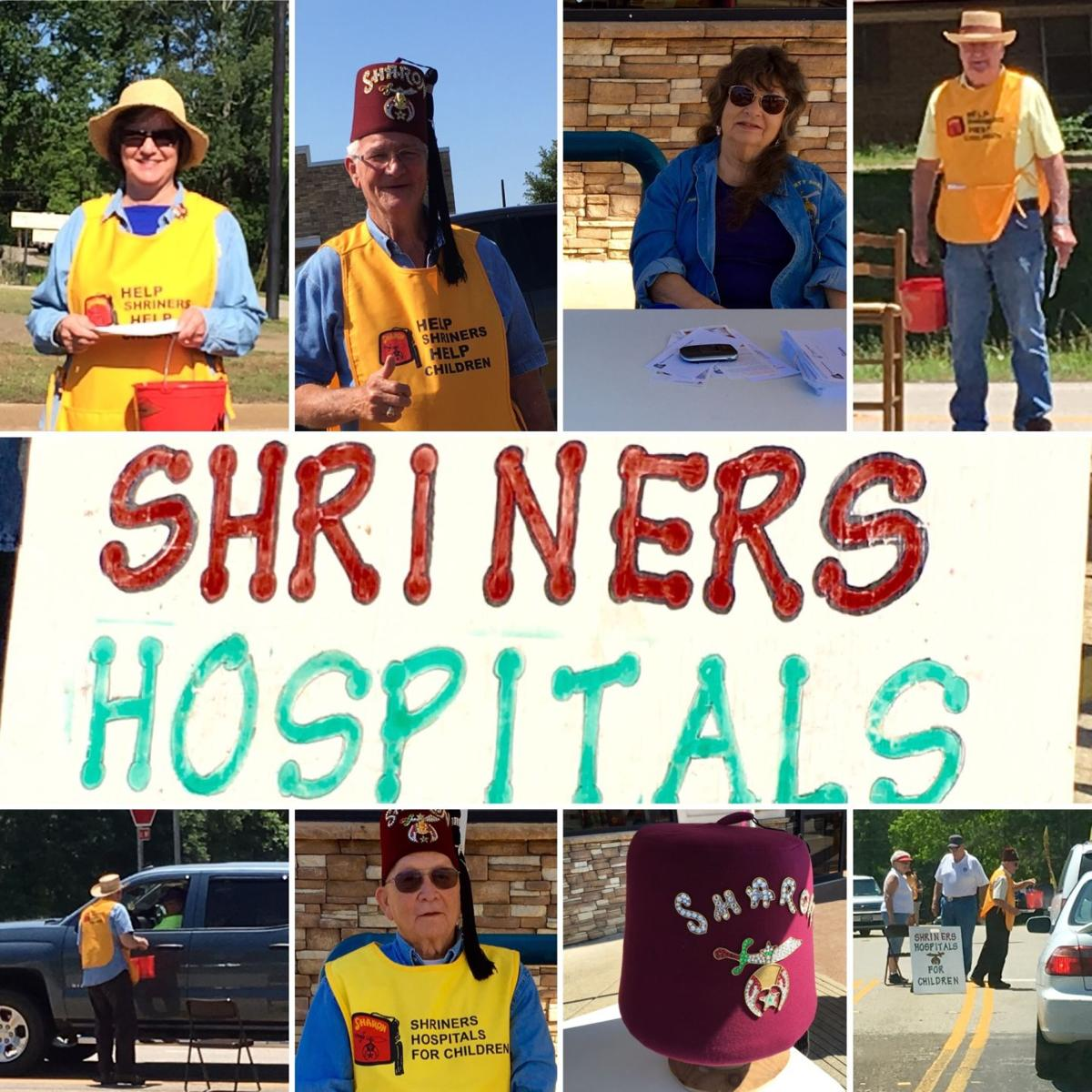 Shriners take it to the streets