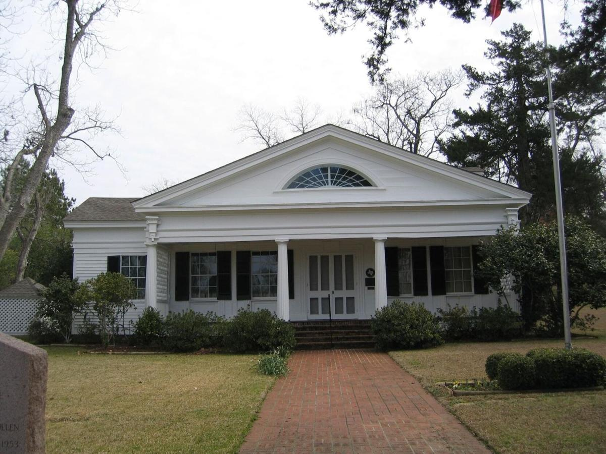Heritage Days Features San Augustine Historical Places