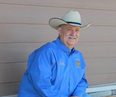 R Glenn Smith, Sheriff Waller County
