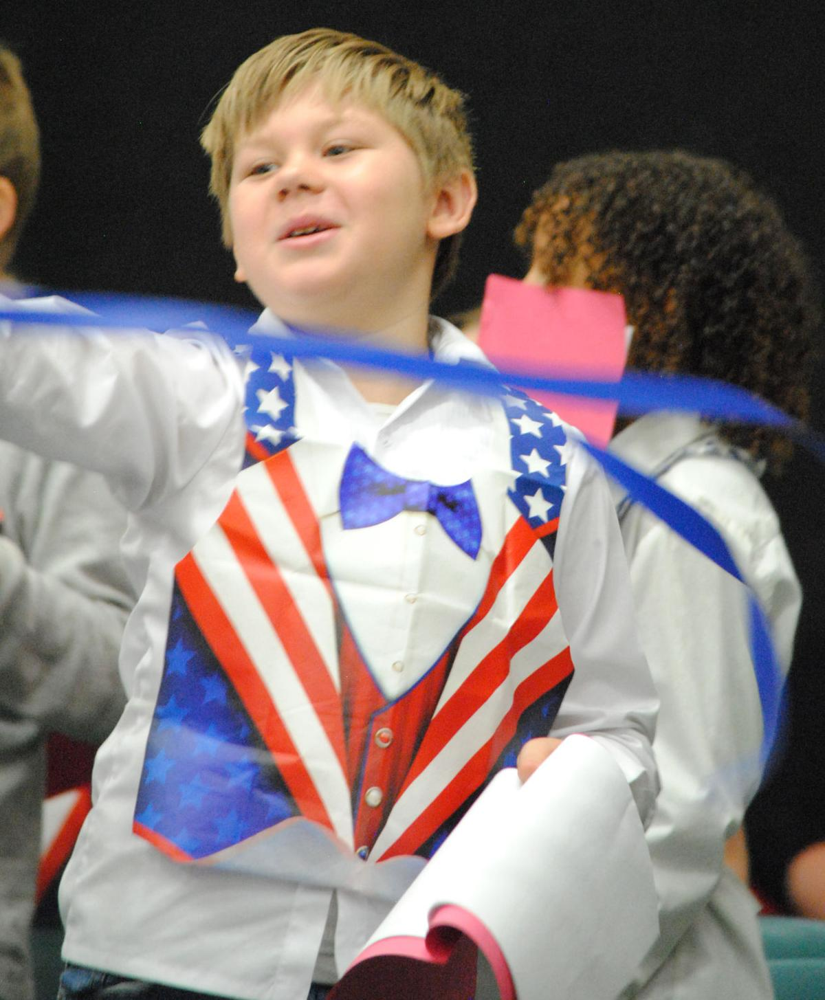 Veterans Day 2019, Sabine County
