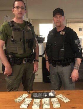 San Augustine Deputies find 16 ounces of meth during traffic stop