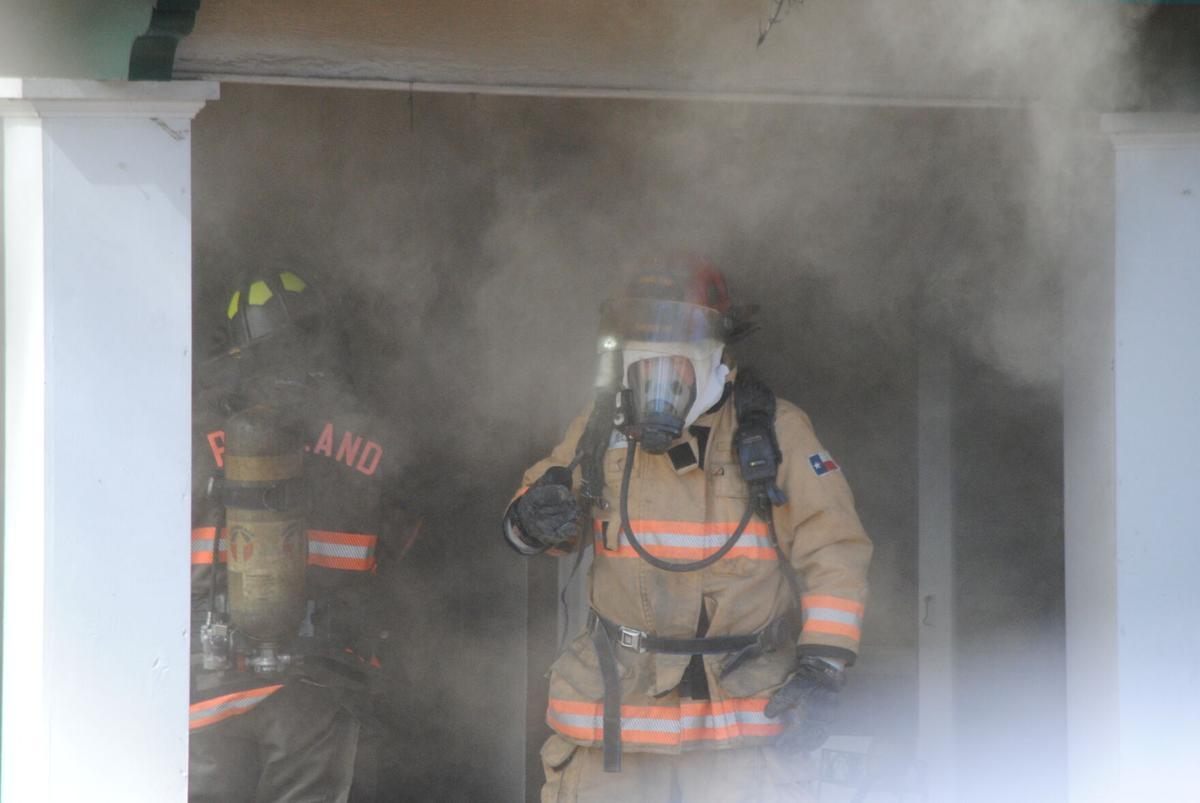 Hemphill home heavily damaged in morning fire