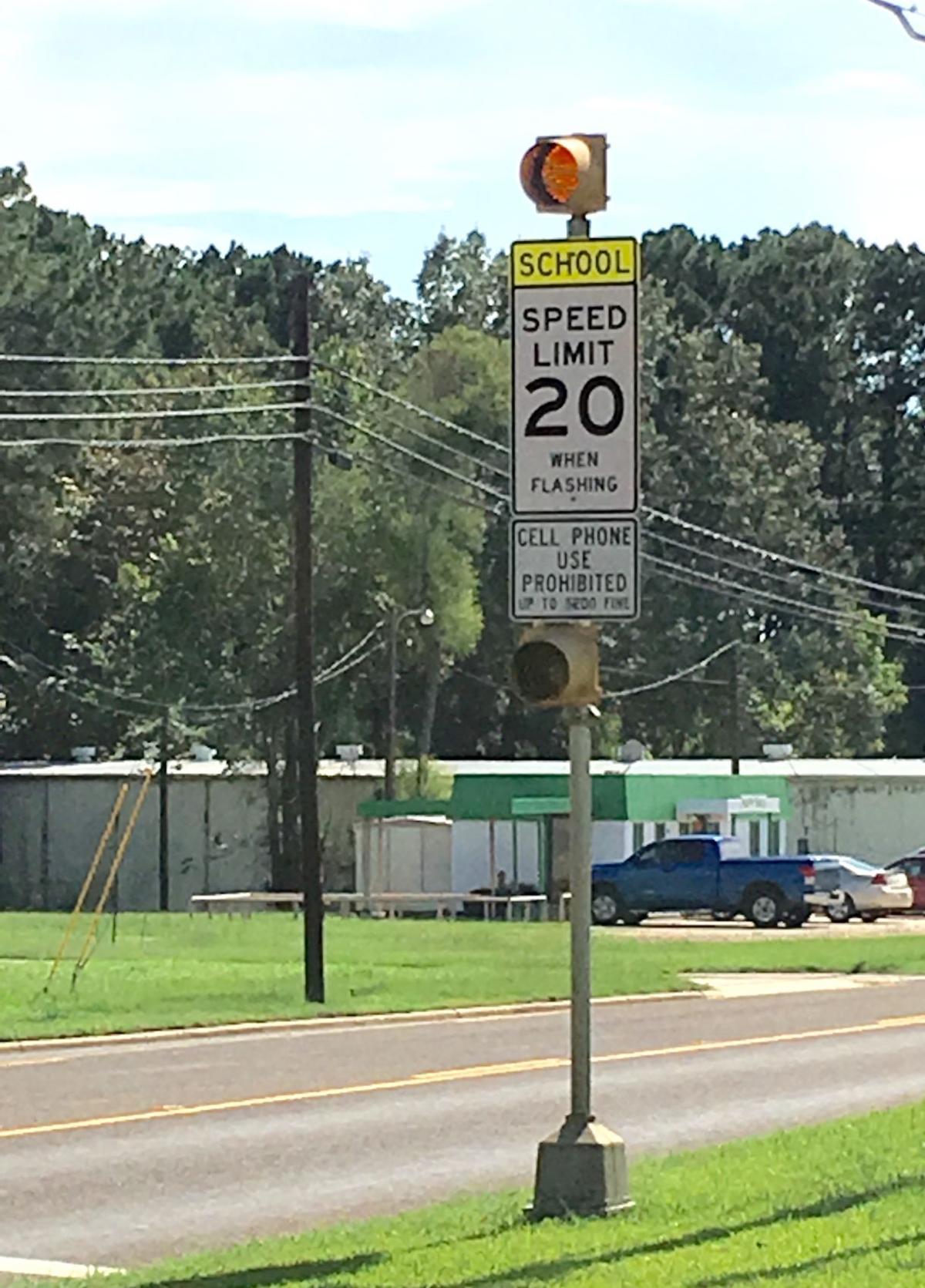 Schools zones, extra patrol as school begins