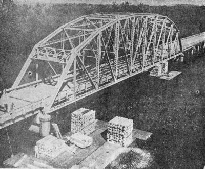 Pendleton Harbor Bridge