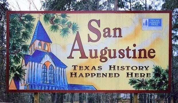 San Augustine, Texas