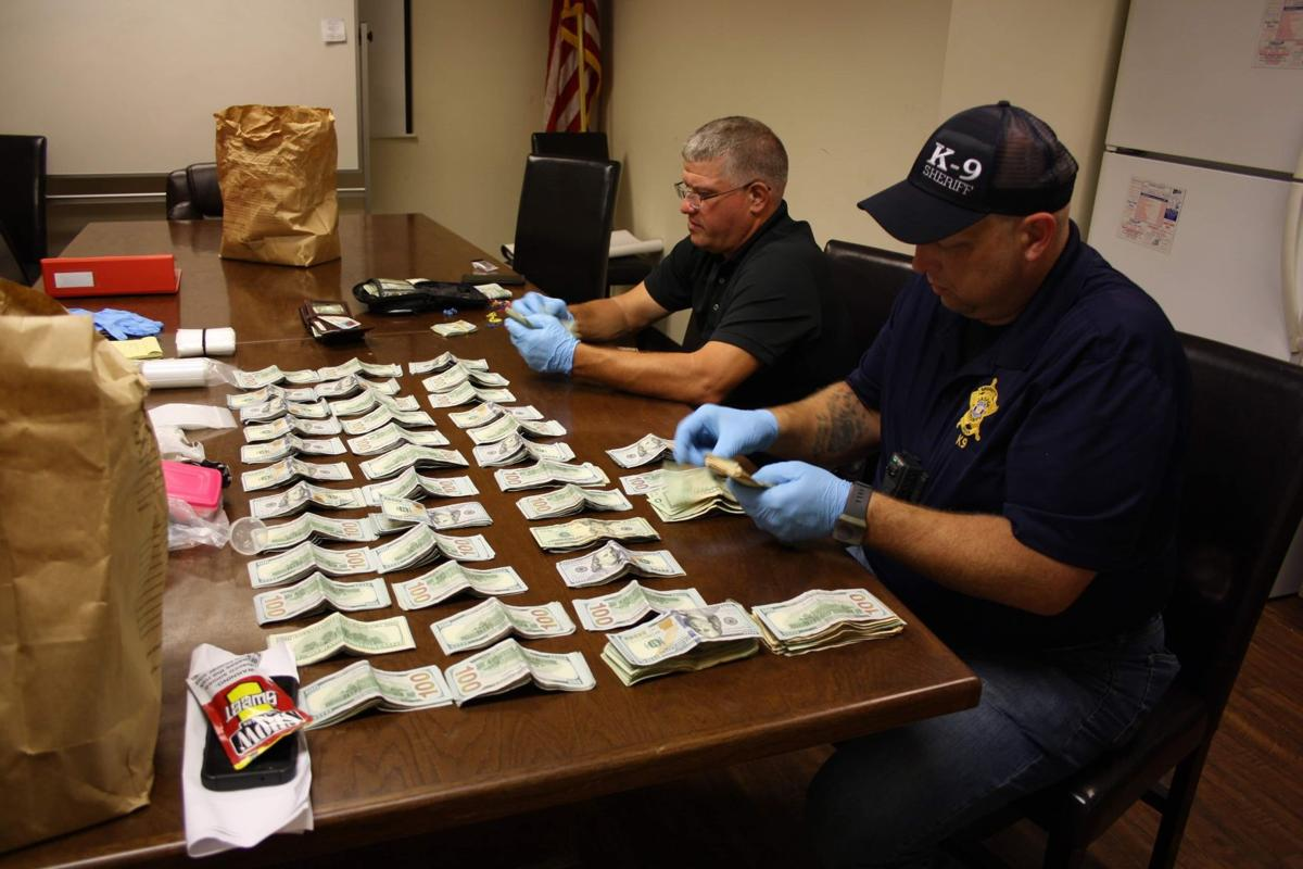 Drug bust yields over $51,000, meth, and crack