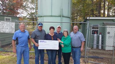El Camino Bay WSC receives SRA grant