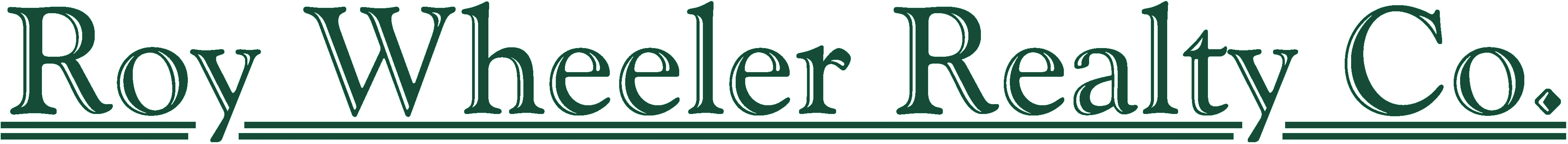 Roy Wheeler logo