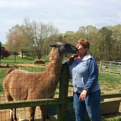 Pets and Their People: Jefferson and Susan Williams