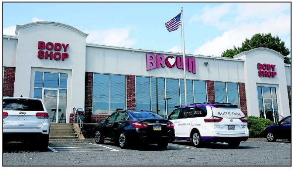 Brown Automotive sells area dealerships to Tenn. group
