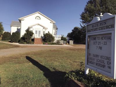 Blue Run Baptist celebrates 250 years