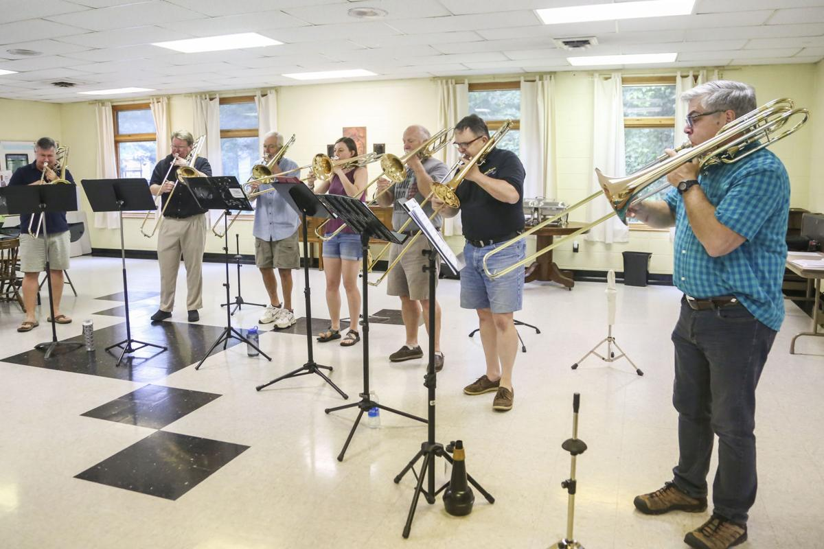 Trombonists for Puerto Rico
