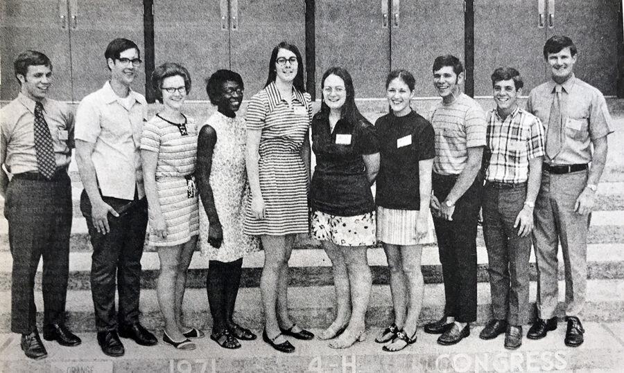 IHBNR: July 8, 1971 (4-H All-stars)