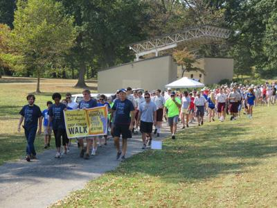 Numbers 'sobering reminder' in fight against hunger: Waynesboro continues annual walk