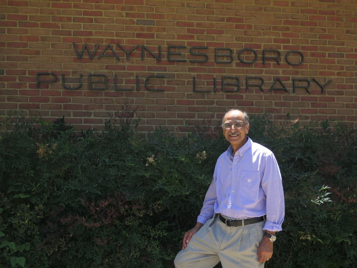From Afghanistan to Waynesboro: Library director retires after 30 years
