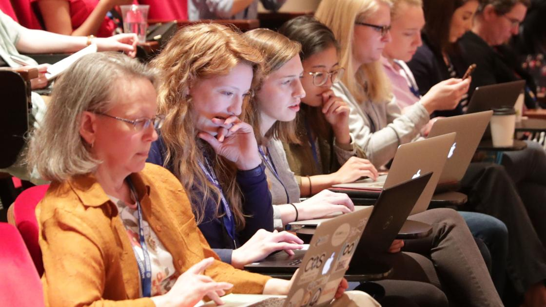 UVa data science event examines how to boost women in the field