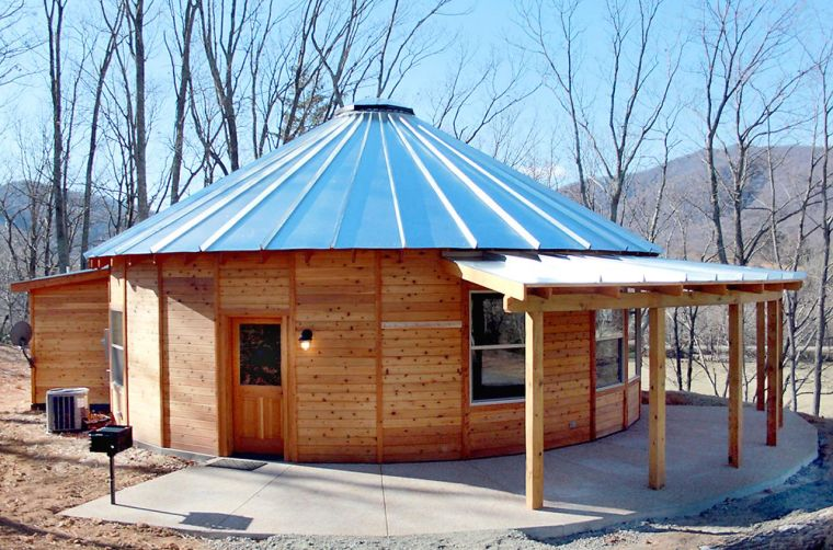 Syria Gets Yurt Inspired Luxury Cabins Lifestyles