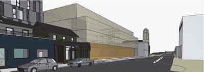 602-616 W Main St. rendering