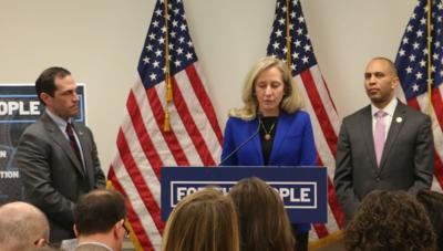Abigail Spanberger - elections legislation