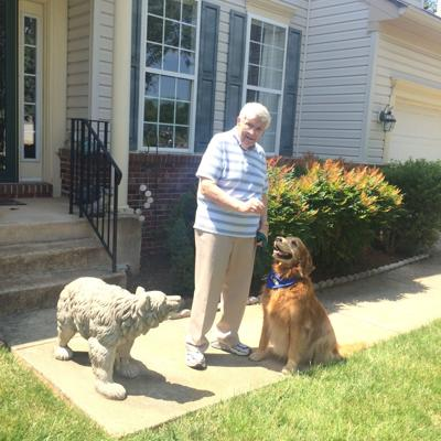 Pets and Their People: Luke and Len Koczur