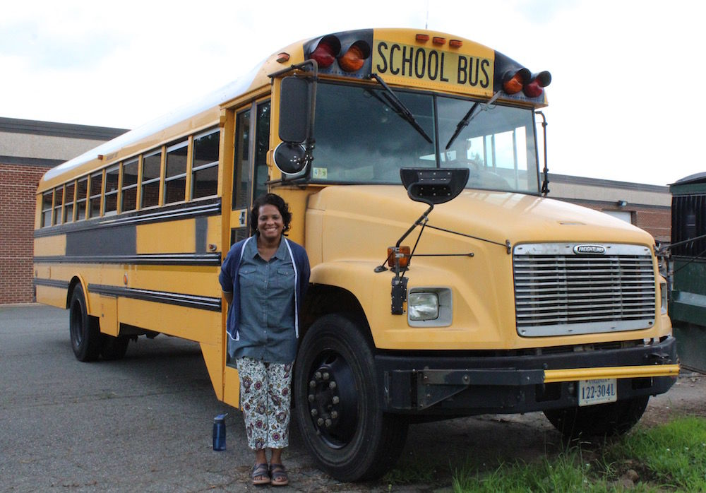 Ct Catec To Turn Old School Bus Into Food Truck