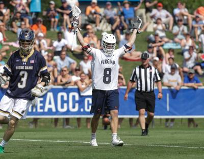 Virginia men's lacrosse team lands No. 3 seed in NCAA Tournament