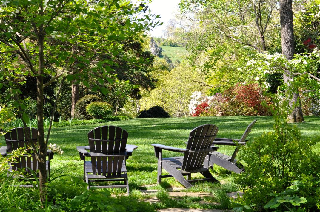 Gardening Historic Garden Week Makes Room For Future