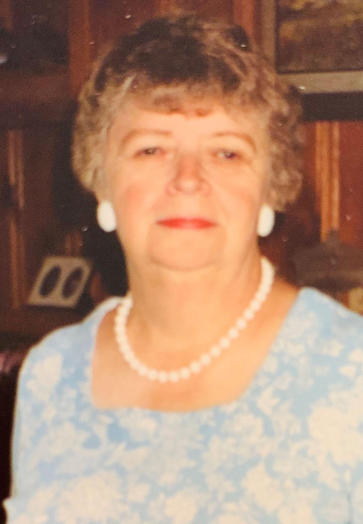 Hall, Shirley Critzer