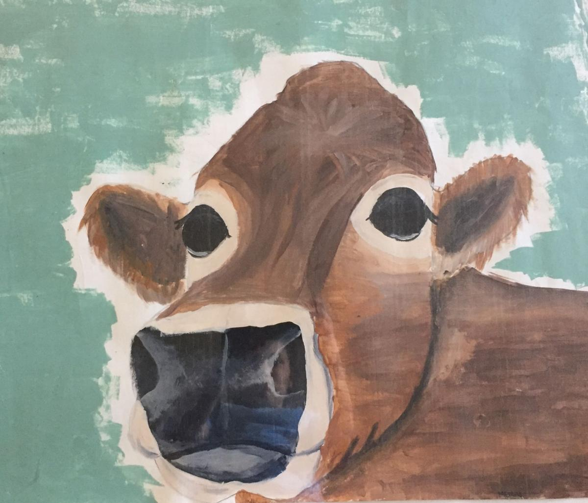 Ford-cow
