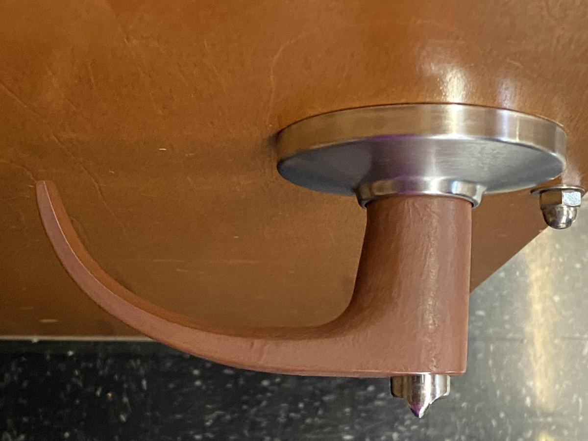 Covid coating - doorknob