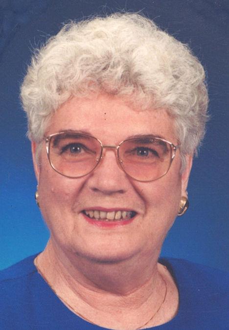 Parrish, Betty Jeanne Purvis