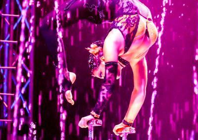 Cirque Italia blending wonders of water with elegant ...