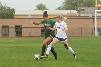 Girls Soccer v Madison