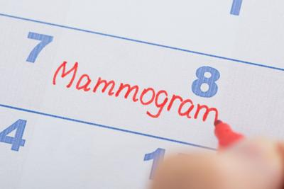Don't delay mammograms regardless of whether you've received a COVID-19 vaccine