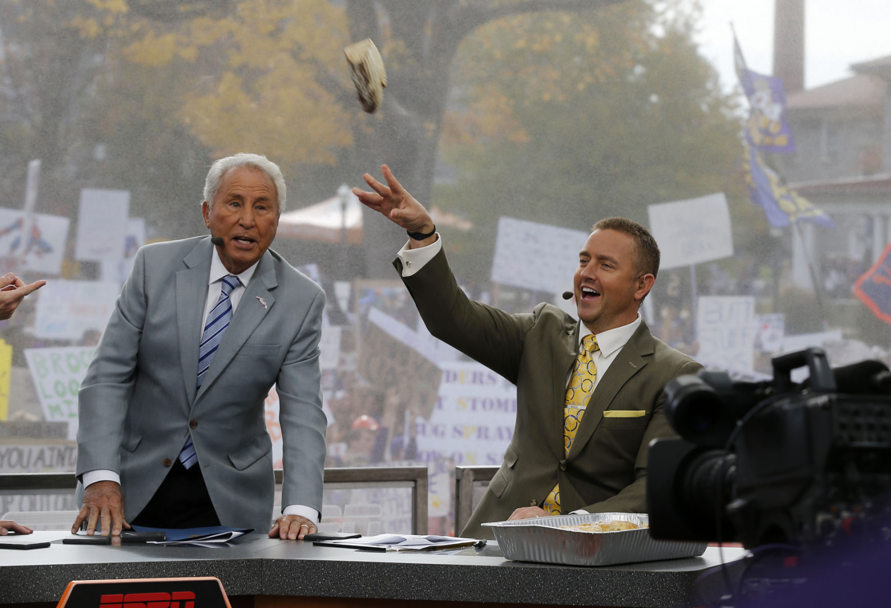 ESPN's College Gameday returning to James Madison